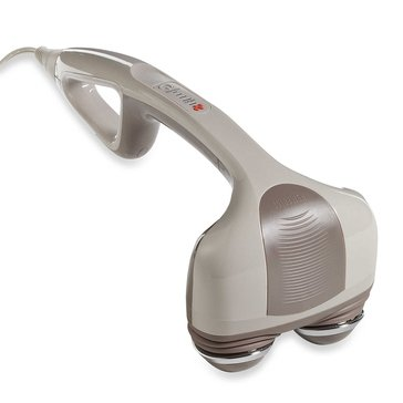 Homedics Percussion Action Handheld Massager With Heat (HHP-350B)