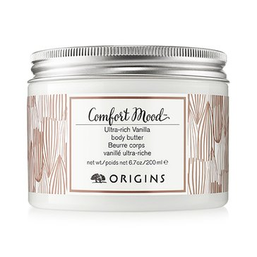 Origins Comfort Mood Ultra Rich Vanilla Body Butter