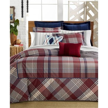 Tommy Hilfiger Buckaroo Plaid Comforter Set - Full/Queen