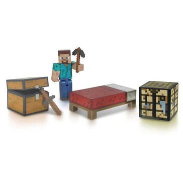 Minecraft Core Player Survival Pack Playset