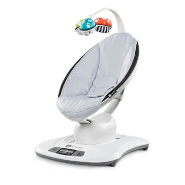 4moms mamaRoo Infant Seat - Classic Grey