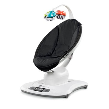 4moms mamaRoo Infant Seat, Classic Black