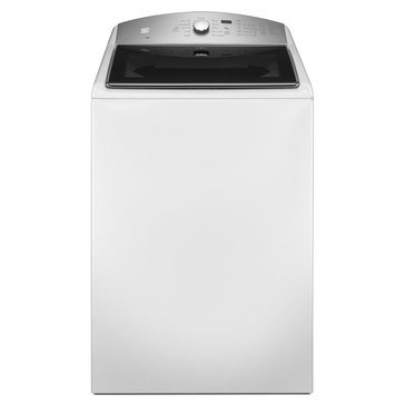 Kenmore 5.3-Cu.Ft. Top-Load Washer w/ Exclusive Triple Action Impeller, White (26-28132)