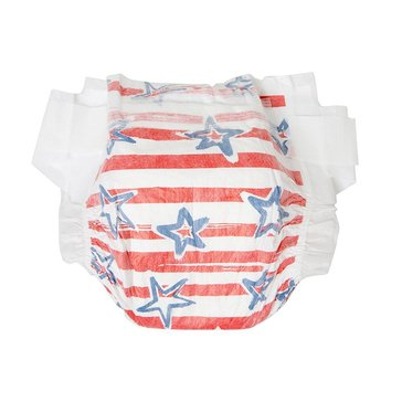 The Honest Company Diapers, Stars & Stripes - Size 5, 25-Count