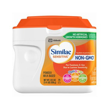 Similac Sensitive Infant Formula with Iron 1.45LB