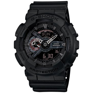 Casio G-Shock Men's Analog Digital Watch GA110MB-1A, Black 55mm