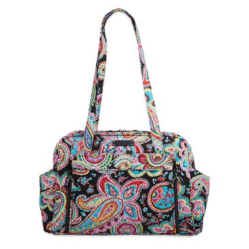 Vera Bradley Stroll Around Baby Bag, Parisian Paisley