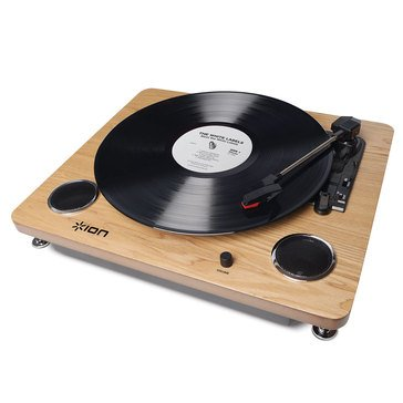 ION IT53L Archive LP Turntable with Built-In Speakers