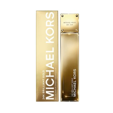 Michael Kors Gold Collection 24K Brilliant Gold Eau De Parfum 1.7oz