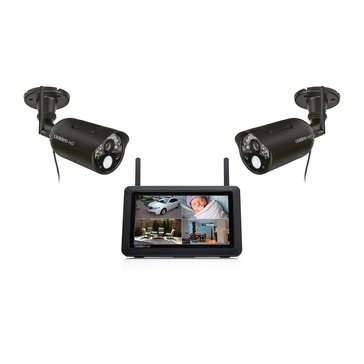 Uniden HD 7' Touchscreen W/2 Outdoor Cameras