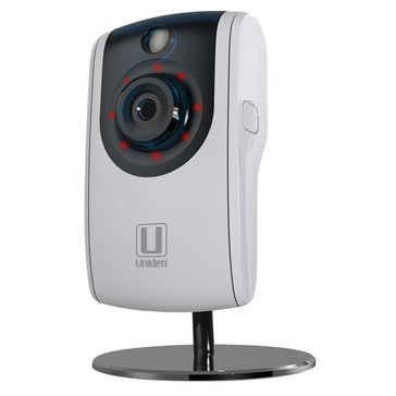 Uniden Indoor WiFi Camera with SD Card Recording
