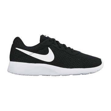 Nike Tanjun Women's Running Shoe - Black/ White