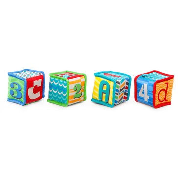 Bright Starts Grab & Stack Blocks