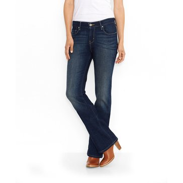 Levi's Women's 515 Boot Cut Jeans Undercurrent