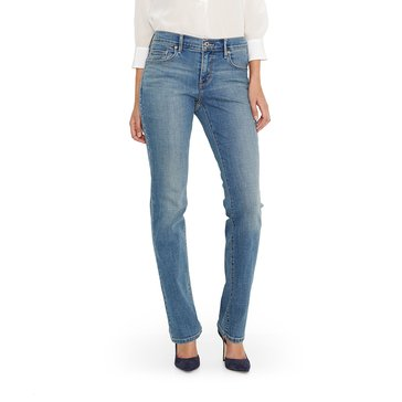 Levi's Women's 505 Straight Leg Jeans Ambiance