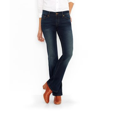 Levi's Women's 524 Bootcut Jeans Field Of Dreams 32