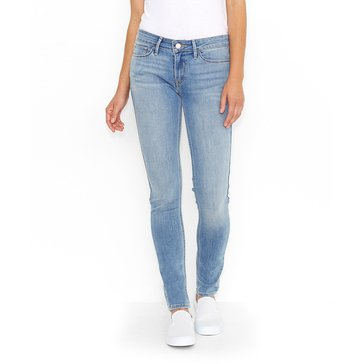 Levi's Women's 535 Super Skinny Jeans Light Dusk