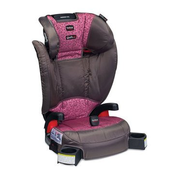 Britax Parkway SGL G1.1 Booster Seat, Cub Pink