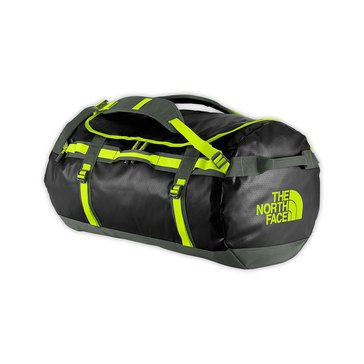 The North Face Base Camp Large Duffel (Blk/spruce Grn)