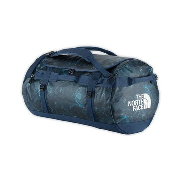 The North Face Base Camp Large Duffel (Cosmic Blu/Bluprint Print)