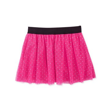 Epic Threads Little Girls' Glitter Tulle Skirt, Sizes 2-6X
