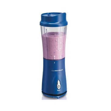 Hamilton Beach Single Serve Blender, Monaco Blue (51132)