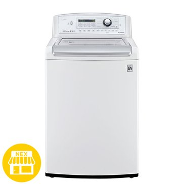LG 4.9-Cu.Ft. Top Load Washer, White (WT5270CW)