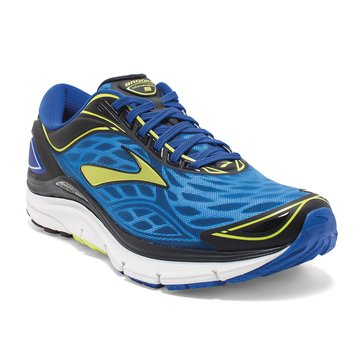 Brooks Transcend 3 ElectricBrooksBlue / LimePunch / Black Men's Running Shoe