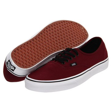 Vans Authentic Unisex Skate Shoe - Port Royale / Black