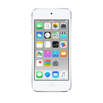 Apple iPod Touch 16GB - White & Silver