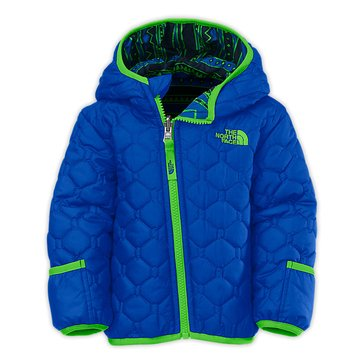 The North Face Baby Boys' Reversible Perrito Jacket, Monster Blue