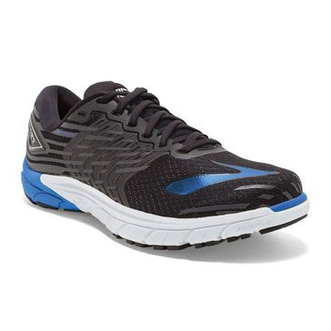 Brooks PureCadence 5 Men's Running Shoe Black / Electric Brooks Blue / Anthracite