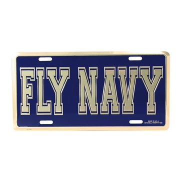 Mitchell Proffitt USN Fly Navy License Plate