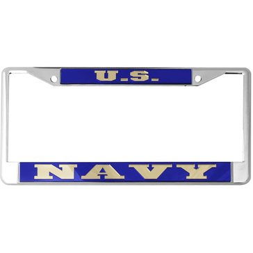 Mitchell Proffitt USN Mirror License Plate Frame