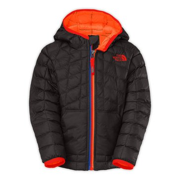 The North Face Toddler Boys' Thermoball Hoodie Jacket, Graphite Grey