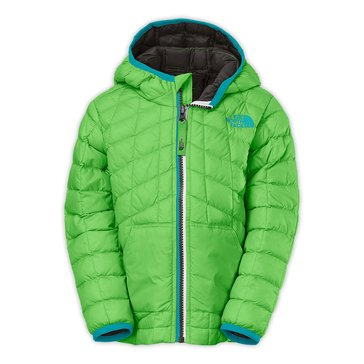 The North Face Toddler Boys' Thermoball Hoodie Jacket, Krypton Green