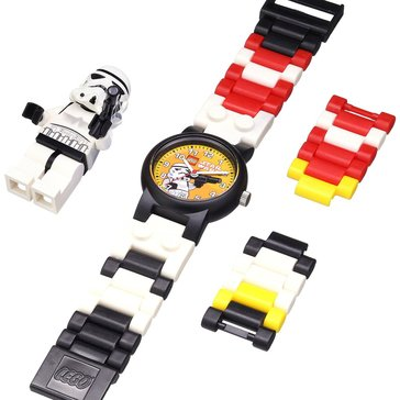 LEGO Star Wars Minifigure Watch - Stormtrooper