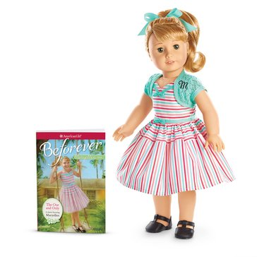 American Girl Maryellen Doll & Paperback Book