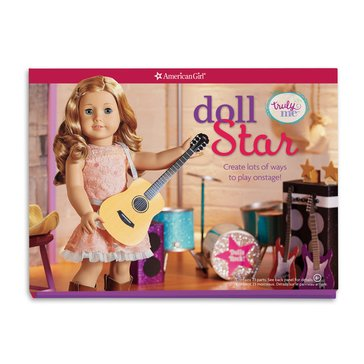American Girl Doll Star Activity Book