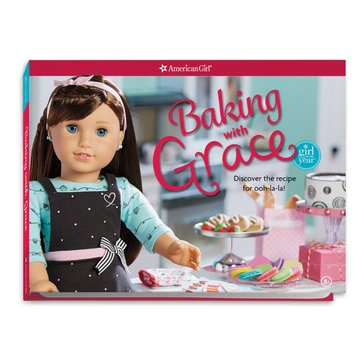 American Girl Baking with Grace Book