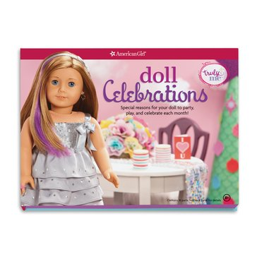American Girl Doll Celebrations Activity Book