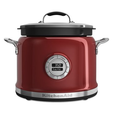 KitchenAid Multi-Cooker Bundle, Candy Apple (KMC4244CA)
