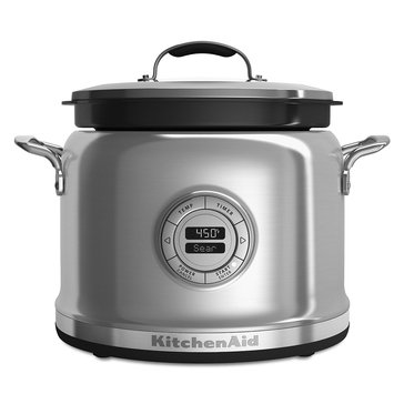 KitchenAid Multi-Cooker Bundle, Stainless Steel (KMC4244SS)