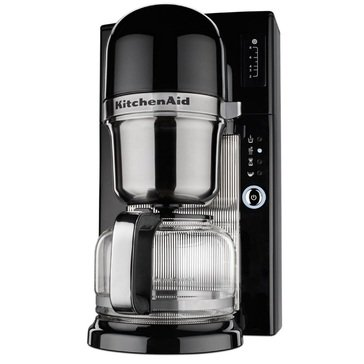 KitchenAid Automatic Pour Over Coffee Brewer, Onyx Black (KCM0801OB)