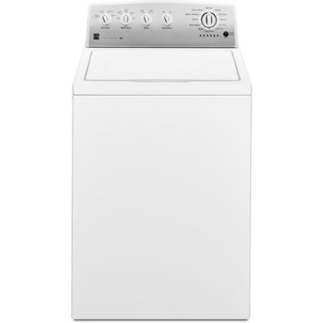 Kenmore 3.6-Cu.Ft. Top Load Washer, White (26-22342)