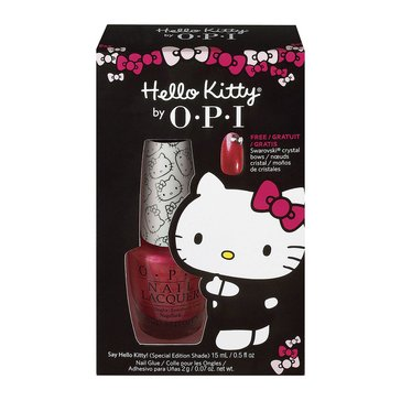 OPI Say Hello Kitty! Special Edition