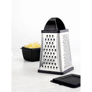Martha Stewart Collection Box Grater With Storage