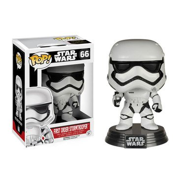 Pop! Star Wars: Star Wars Episode 7 - First Order Stormtrooper Bobble Figurine