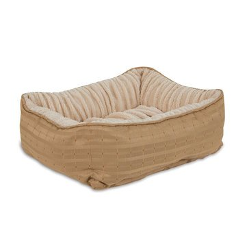 Petmate Nuzzle Lounger Pet Bed 24 x 20