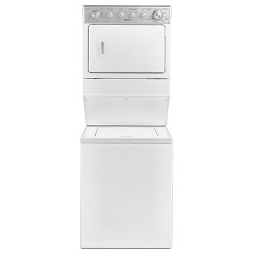 Whirlpool Combination Washer/Electric Dryer, White (WET4027EW)